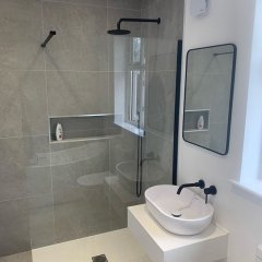 Bathroom Suite Install in Clapham