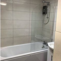 New bath and shower install in Clapham